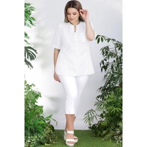 LENATA 12895-1 Блузка (белый)