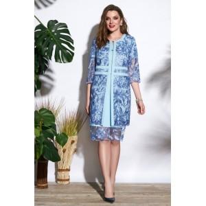 LISSANA 3734 Платье с кардиганом