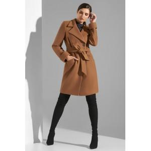 LISSANA 3836 Пальто (кэмэл)
