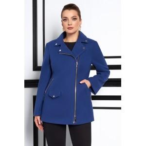 LISSANA 3912 Пальто (лазурный)