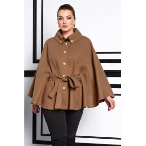 LISSANA 3921 Пальто (кэмел)