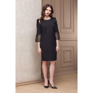 LOKKA 206 Платье (черный)
