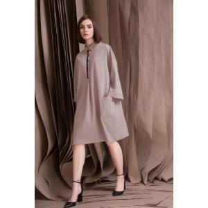 LOKKA 410 Платье-рубашка