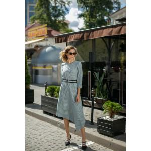 LOKKA 528 Платье (гусиная лапка)