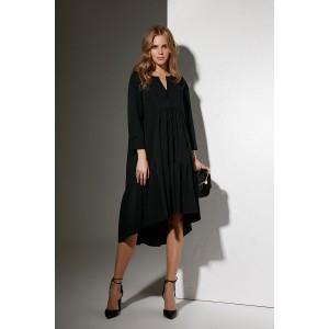 LOKKA 541 Платье (черная икра)