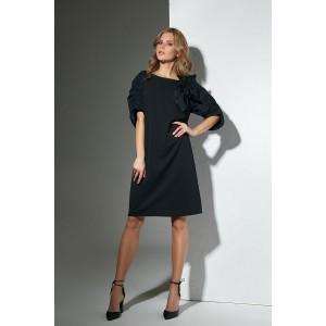 LOKKA 546 Платье (чёрный)