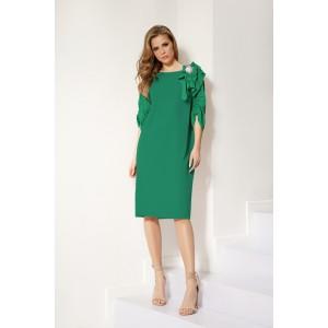 LOKKA 546 Платье (зеленое яблоко)