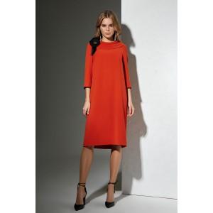 LOKKA 560 Платье (красная роза)