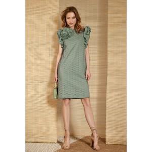 LOKKA 624 Платье (хаки)