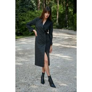 LOKKA 677 Платье (чёрный)
