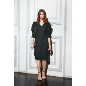 LOKKA 695 Платье (чёрный)