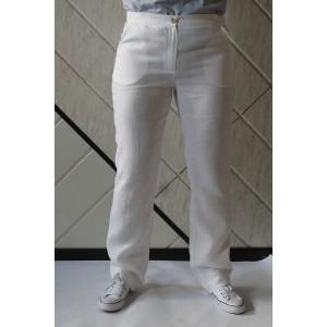 MALI 310 Брюки (белый)