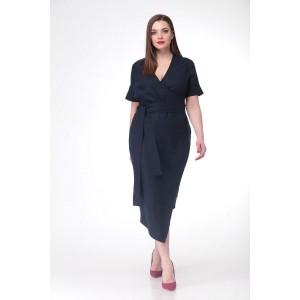 MALI 4103 Платье (темно-синий)