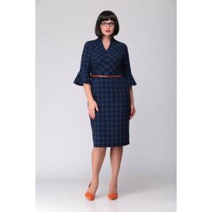 MALI 4114 Платье (темно-синий)