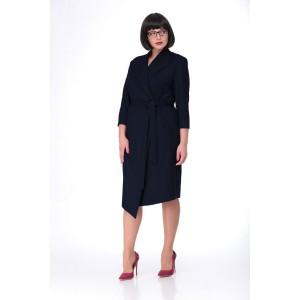 MALI 4120 Платье (темно-синий)