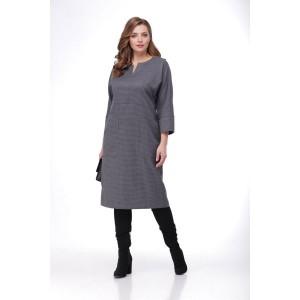MALI 4122 Платье (базальт)