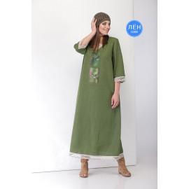 MALI 444 Платье (цвет трава)..