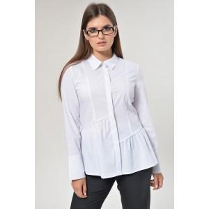 MALI 619 Блуза (белый)