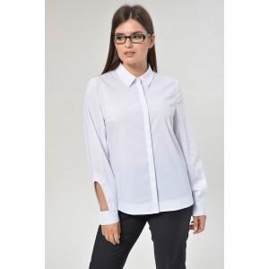 MALI 622 Блуза ( белый)