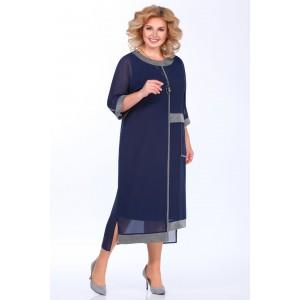 MATINI 1.1363 Платье (синий)