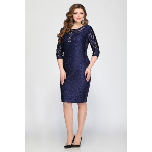 MATINI 31041 Платье (темно-синий)