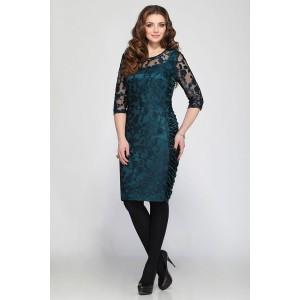 MATINI 31041 Платье (темно-бирюзовый)