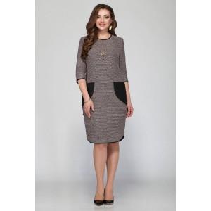 MATINI 31059 Платье (оттенки розового)