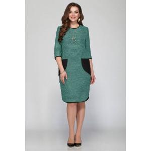 MATINI 31059 Платье (бирюзовые тона)