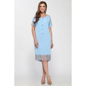 MATINI 31183 Платье (голубой)
