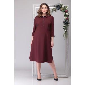 MICHEL-CHIC 2027 Платье (бурый)
