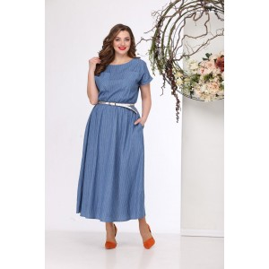 MICHEL-CHIC 664 Платье (джинсовый)