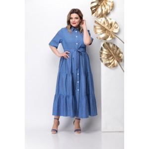 MICHEL-CHIC 929 Платье (джинсовый)