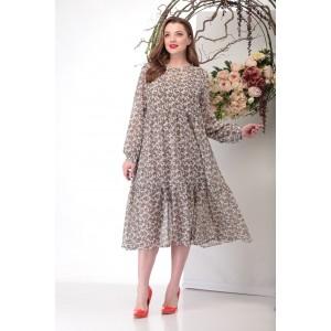MICHEL-CHIC 957 Платье (бежевый)