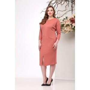 MICHEL-CHIC 983 Платье (темный лосось)