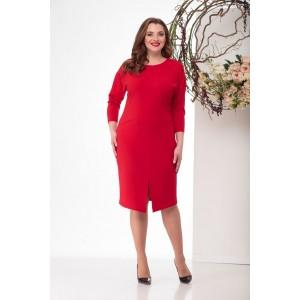 MICHEL-CHIC 983 Платье (красный)