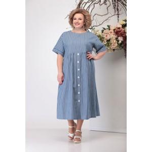 MICHEL-CHIC 990 Платье (полоска)