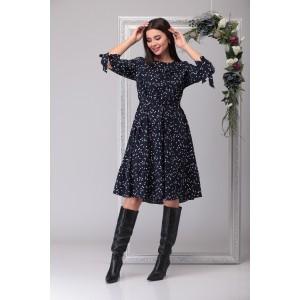 MICHEL-CHIC 994 Платье (горох)