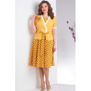 MILANA 120 Платье (желтый)