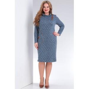 MILANA 179-2 Платье (голубой)