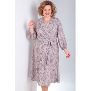 MILANA 197 Платье (светло-розовый)