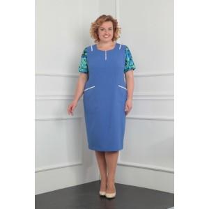MILANA 922 Платье (синий)