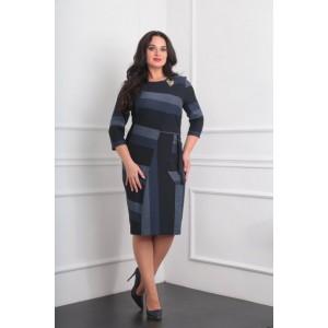 MILANA 964 Платье (темно-синий)