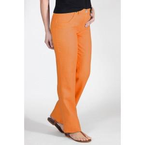MIROLIA 149 Брюки (оранжевый)