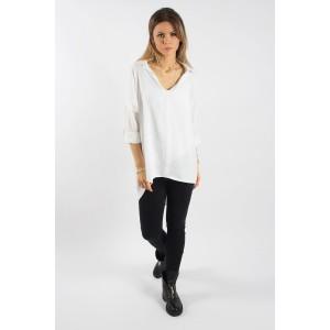 MIROLIA 531 Блуза (белый)