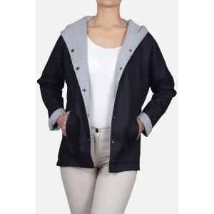 MIROLIA 581 Куртка (синий)