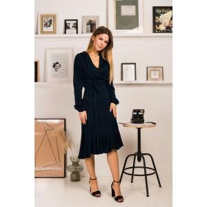 MIROLIA 759 Платье (синий)