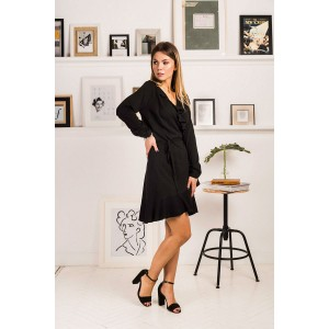 MIROLIA 867 Платье (чёрный)