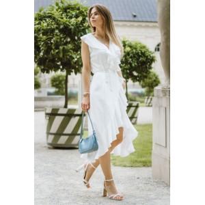 MIROLIA 901 Платье (кремовый)