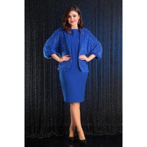 MODA-URS 2371 Платье с жакетом