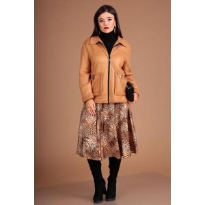 MODA-URS 2506 Куртка (кэмел)